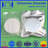 Efficient Chlorine Dioixde Tablet Used for Simming Pool Treatment