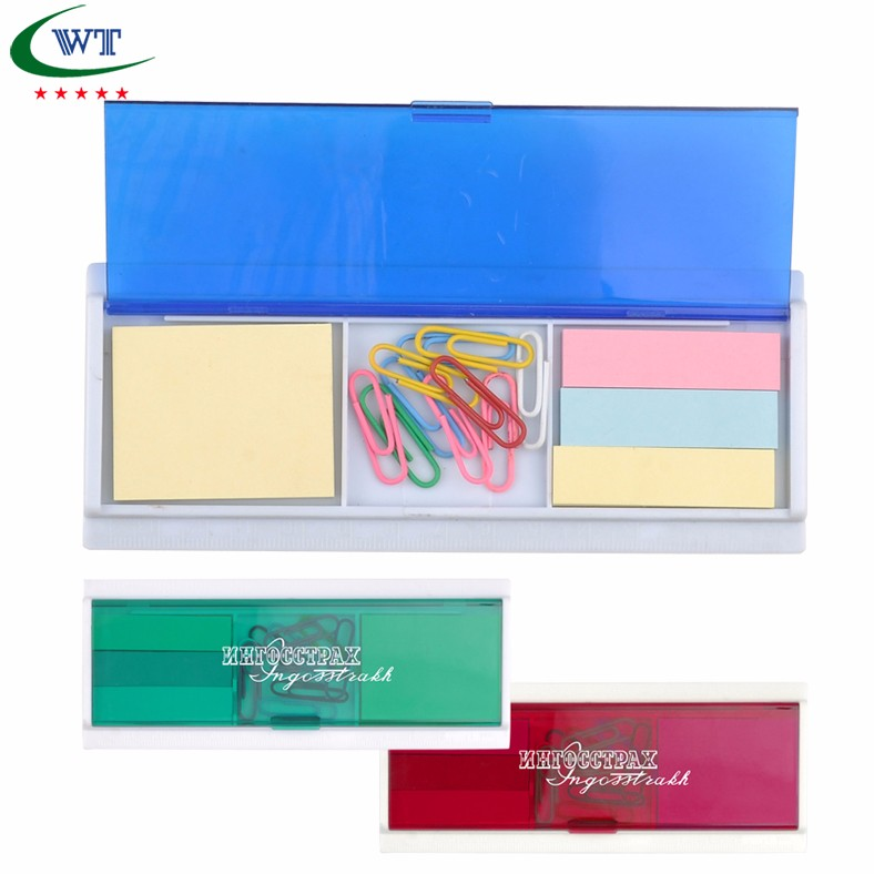Wholesale Sticky Notes Case With Clips