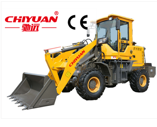 chiyuan logo front end mini wheel loader for sale cheap price mini radlader/tractor ZL-930-2 Wheel loader