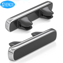 Hot Sale on Amazon Print Logo N50 magnets vent mount magnetic phone car holder