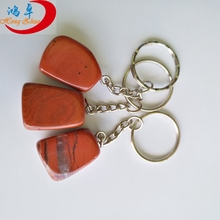 Wholesale gemstone keychains from crystals supply india keychain key rings
