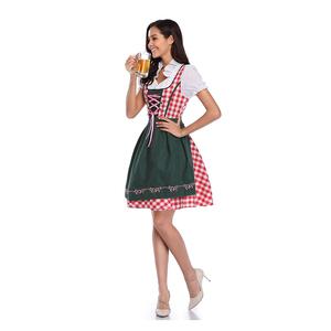 Professional oktoberfest ladies german beer maid outfit fancy dress party  costume 56db76b658ae