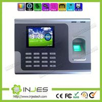 Professional Finger Print Time Attendance Access Control And Biometric Technology