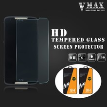 Mobile phone use matte touch screen protector film for HTC 828w OEM tempered glass factory