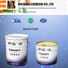 PU glossy wood varnish