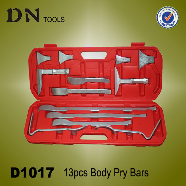 13pcs body pry bars/tire levers/ Auto repair tools/Car Maintenance Kit