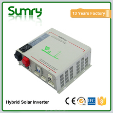 500~6000watts off grid pure sine wave hybrid solar inverter with mppt charge controller,DC to AC hybrid solar inverter