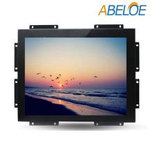 17 Inch Metal Shell Open Frame Touch Screen Monitor lcd roof mount car tft lcd flip down monitor