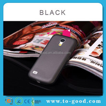 Alibaba B2B 0.3mm Ultra Thin Phone Case For Samsung Galaxy S4 (Black)