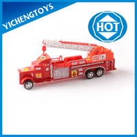 small toy trucks and trailers