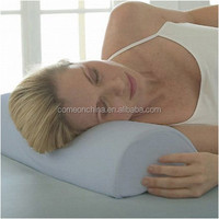 Half Cylinder Memory Foam Neck Roll Pillow