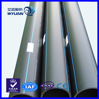ASTM D3035 HDPE Polyethylene Water Supply Pipe