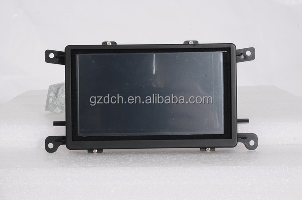 toyota lcd screen car dvd player for AUDI Q5/A4L/A5 WS-9213