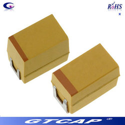470uf 2.5v smd tantalum capacitors low esr with electrode