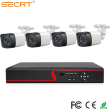 New Coming CCTV camera system in Dubai 4ch camera kit