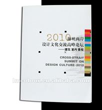 2012 Fashion Customized Presentation Folder Catalog Printing