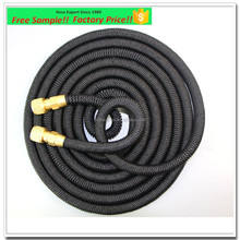Small Fast Selling Items 3 Latex Layers Garden Hose Reel Quality Premium Expandable Hose Brass Fittings Magic Water Hose
