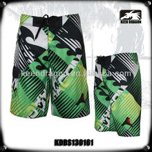 high quality embroider sexy hot shorts mens digital printing swimwear