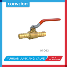 Best Selling Brass Natural Gas Test Cock Ball Valve