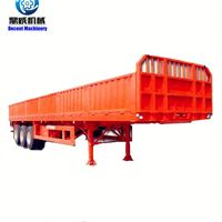 Huayu Manufacturer 80Ton Long Vehicle Heavy