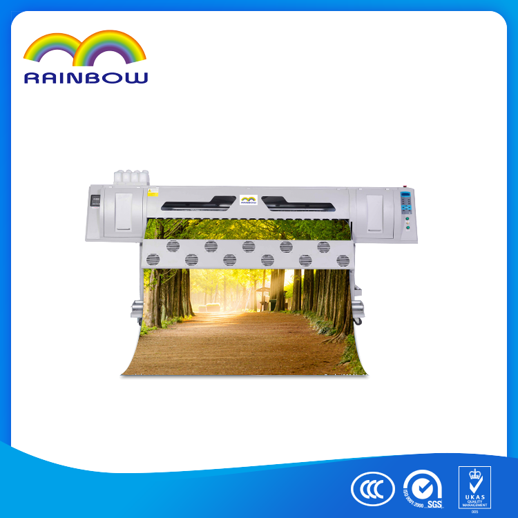 eco solvent inkjet digital large format printer