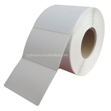 New Products Removable Printing Thermal Blank Paper Labels Sticker in Roll