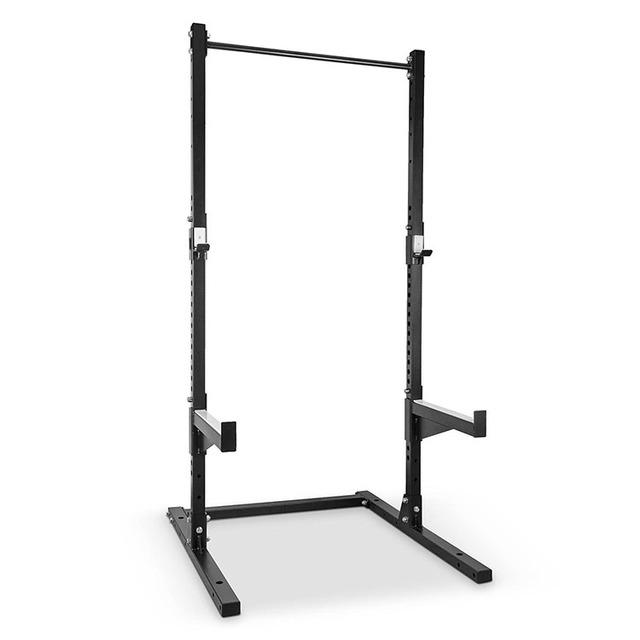 Good quality body building fitness squat rack half rack for home gym