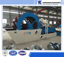 sand washing and dehydration machine in mineral separator from China