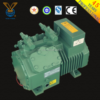 new semi-hermetically piston type cold room refrigeration compressor