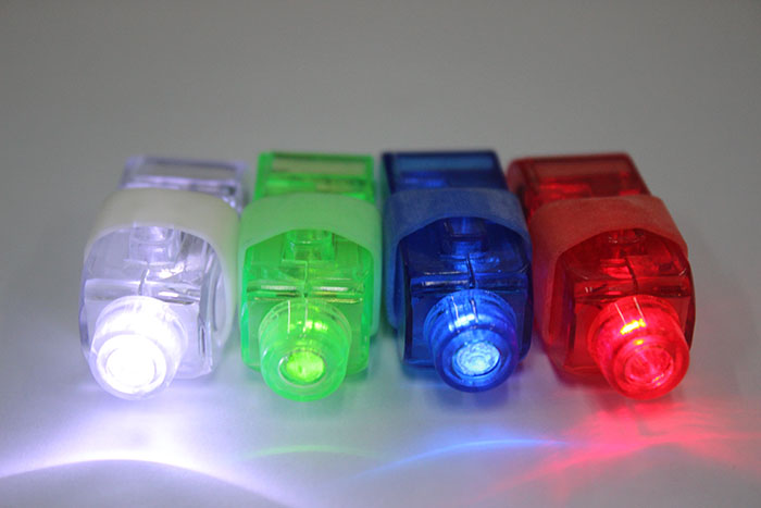 Wholesales Led Finger Light Toys