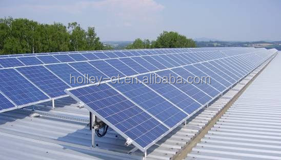 High quality and professional On-grid 30KW solar energy panel system