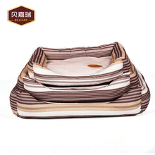 Large Dog Bed Polyester Cotton Cloth dog Bed