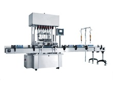 shampoo filling and capping production line