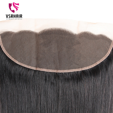 Natural color pure remy human hair frontals , brazilian virgin hair lace frontal