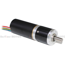 High power slotless brushless dc gearbox 1 rpm electric motor