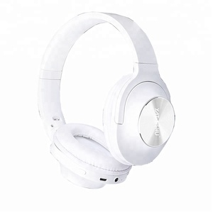 Over Ear BT Headset HiFi Stereo Sound Wireless Headphone with mic