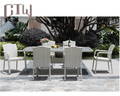 Discount Rattan Furniture Patio Dining Table Set