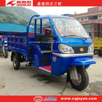 250cc Cargo Tricycle with cabin/water cooling engine Tricycle made in China HL250ZH-C10