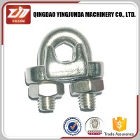 China manufacture wire rope clip