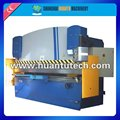 Hydraulic cutting press, metal hydraulic bed, planchas, Press Brake Machine