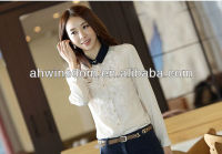 2013 NEW POPULAR FASHION DESIGN ELEGANT WOMENS CHIFFON BLOUSES