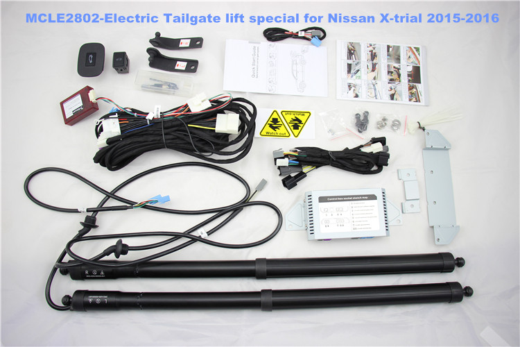 New Generation Auto Electric Tailgate Lift Trunk Lift for Nissans X-trial 2015-2016