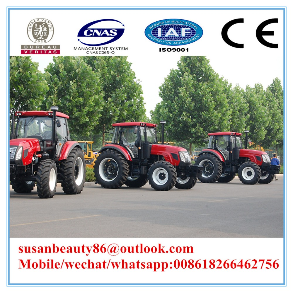 kh1204 4x4 Standard universal farm track corn harvest for China best new truck/agriculture tractor