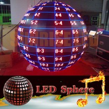 3D effect Sunrise moving message p4.75/p7.62/p10/p16 single color indoor moving text led display