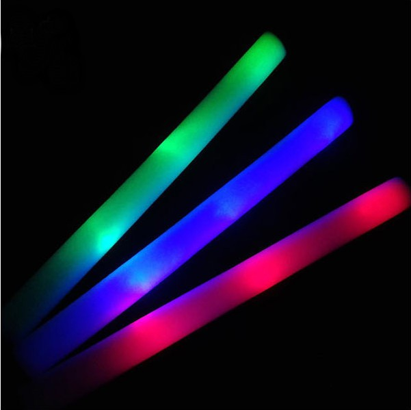 Wholesales Flashing Led Foam Glow Stick