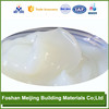 good adhesive water-proof silicon glass adhesive for paving glass mosaic
