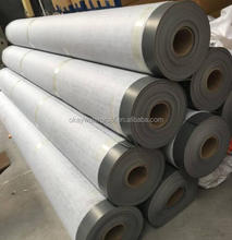PVC waterproof membrane with Reinforced polyester fiber for underlayment system in Thailand market