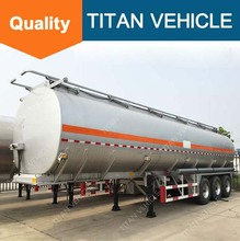 50000L Kerosene aviation fuel tank truck trailer for sale