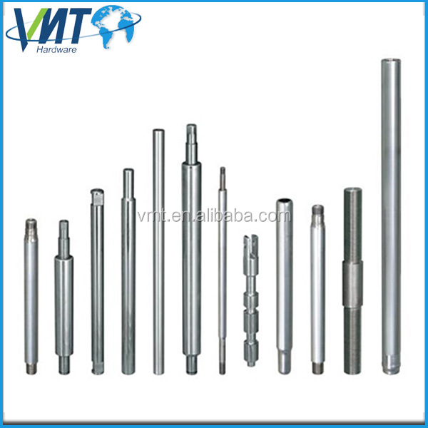 VMT high precision threaded steel hardware dowel pin