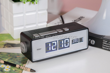 Large Size Digital Clock With Alarm Calendar